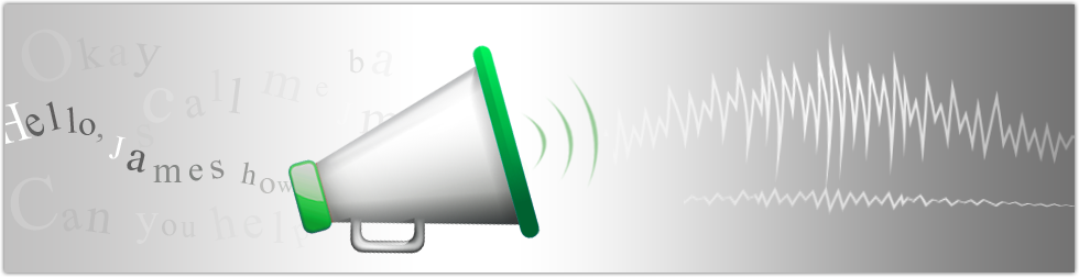 Text to speech solution vocalizes text