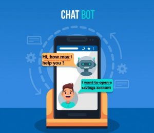 voice-enabled chatbot